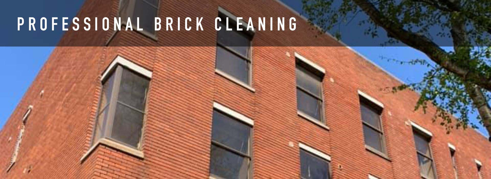 brick cleaning worcester