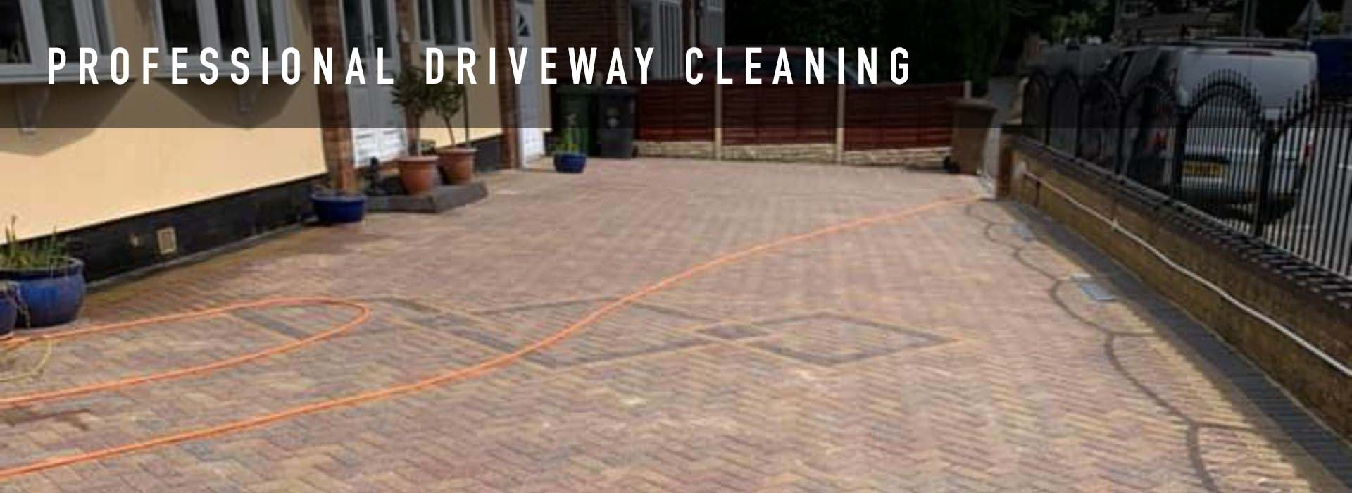 driveway cleaning worcester