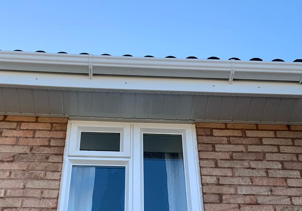 fascia soffit cleaners worcester