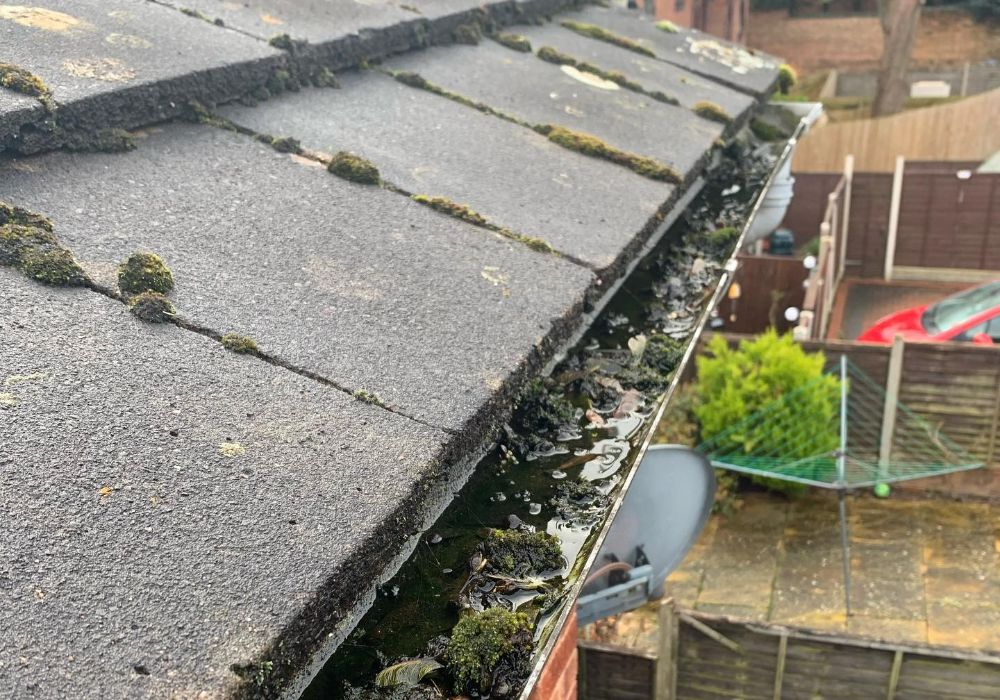 gutter cleaners worcester