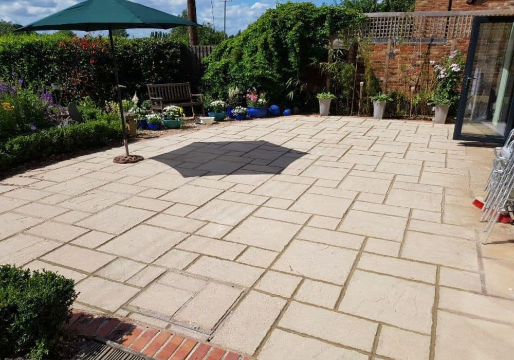 patio cleaners worcester