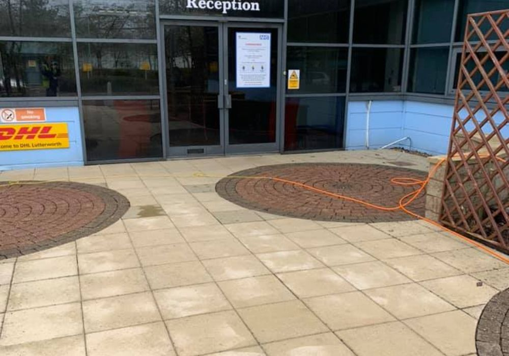 pressure washing cleaners worcester