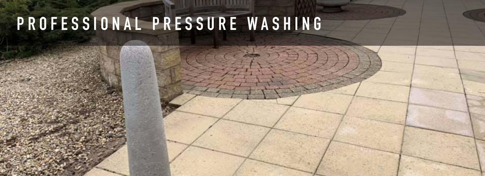 pressure washing worcester