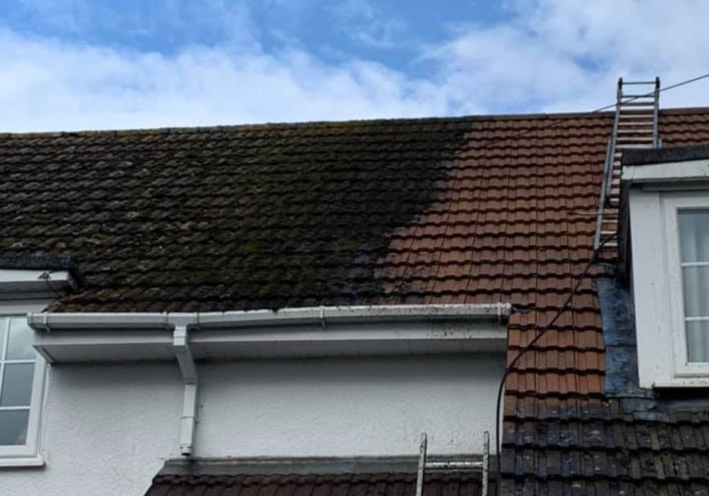 roof cleaners worcester