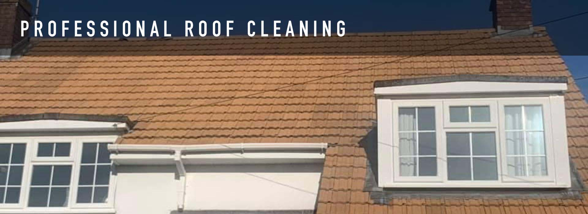 roof cleaning worcester