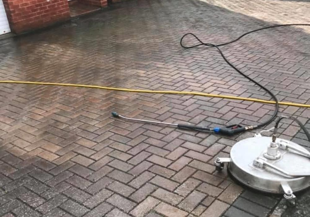 worcester pressure washing company